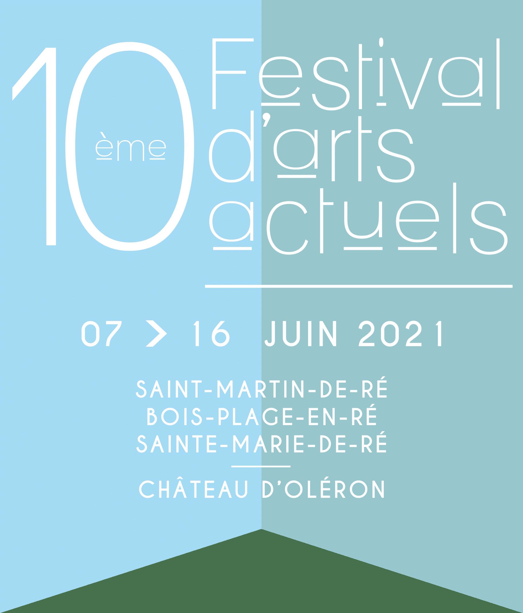 10ème Festival d'Arts Actuels
