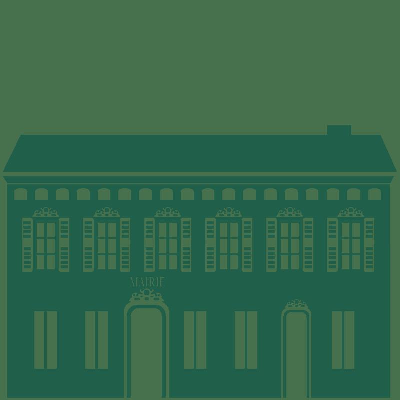BOIS-PLAGE - Ancienne Mairie